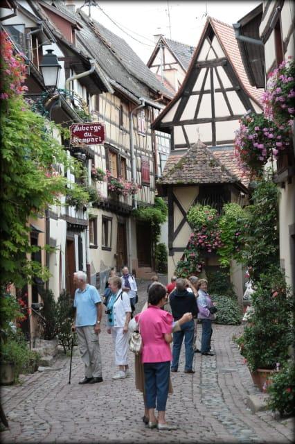 Riquewihr wine tour
