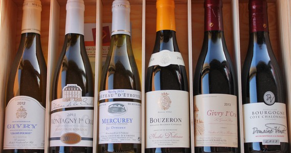 Burgundy wines - Credits Maison des Vins
