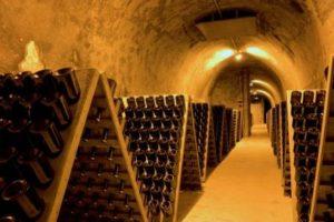 Champagne Cellar- Credits OTAR - Carmen Moya