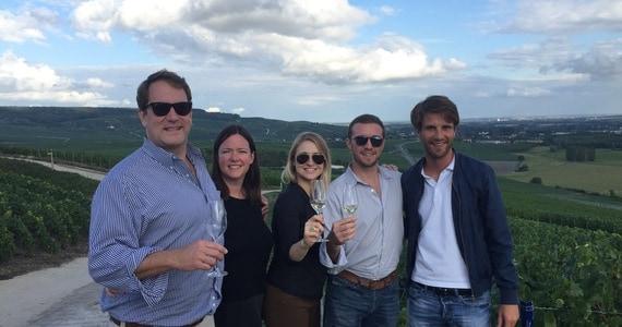 Travel to Champagne - Credits Vine Escape