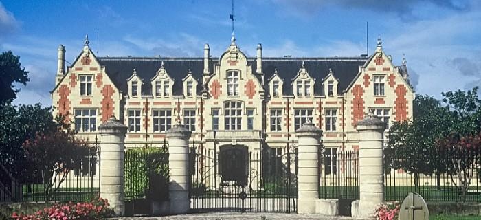 Chateau Cantenac Brown- BP Lamarque