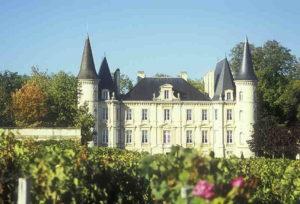 Chateau Pichon Longueville Baron B P Lamarque