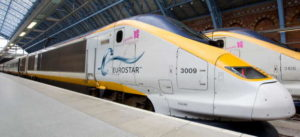Eurostar- Credits Eurostar