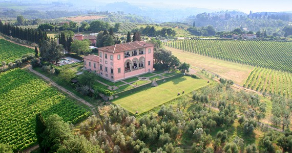 Tuscany Wine Tour-Villa Mangiacane