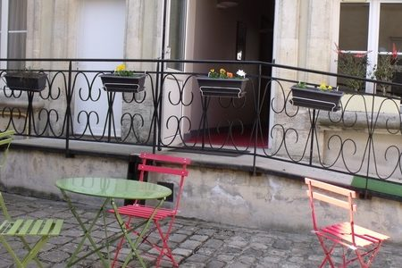 Hotel aux Sacres