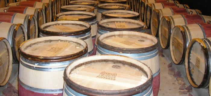 Leoville Poyferre Barrels