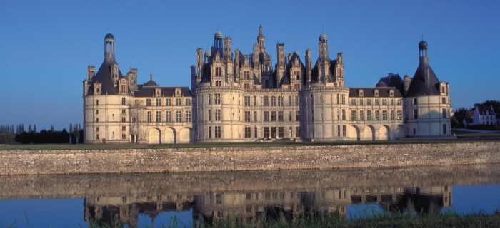 Loire valley wine tour Chateau de Chambord- P Duriez