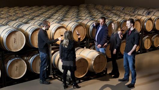 Rioja Wine Tour cellar tasting