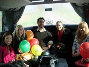 Wine Club Tour- Creidts Hayley Burridge
