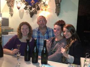 Wine Club Tour