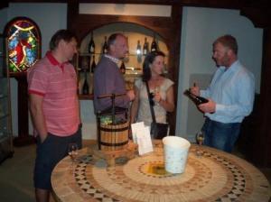 Wine Club Tour- Credits Valerie O'Connor