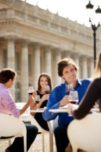 Wine bar - Bordeaux- Credits Deepix and CIVB
