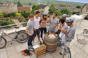 Loire valley wine tour- J. Damase - CRT Centre-Val de Loire