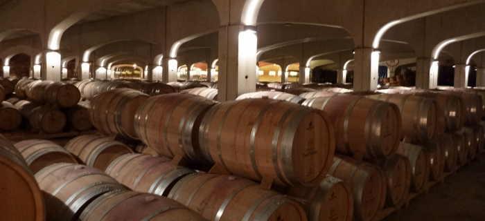 Barrels- Rioja Tourism