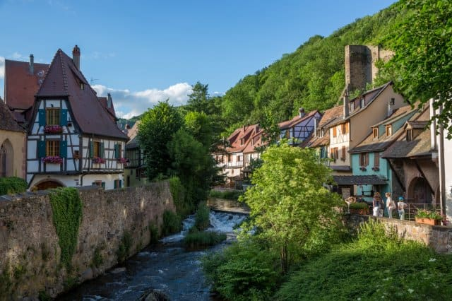 Riquewihr wine tasting tour Credits Meyer and ADT Alsace