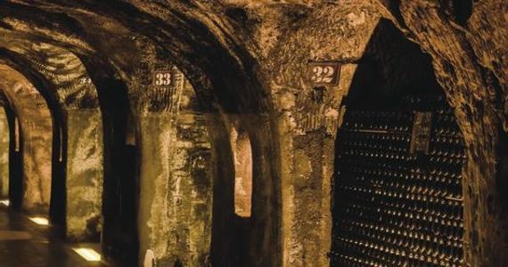 Champagne tour from Paris - Credits Moet