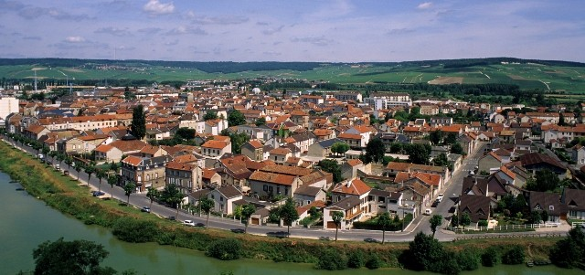Epernay France Champagne Tours
