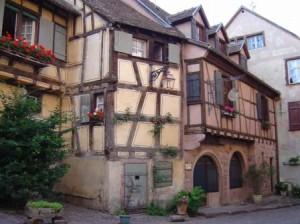 Riquewihr wine tour- Credits Office de Tourisme du Pays de Ribeauvillé et Riquewihr