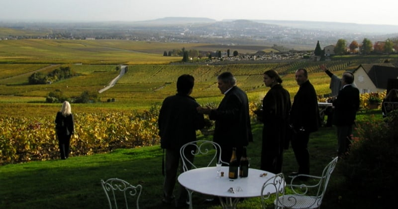 Day Tours From Paris To Champagne Region
