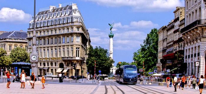Bordeaux - F Poincet