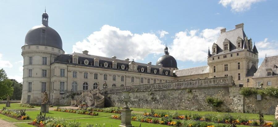Chateau de Valancay- CRT Val de Loire
