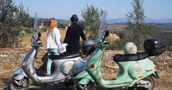 Florence Wine Tour - Credits 500 Touring Club