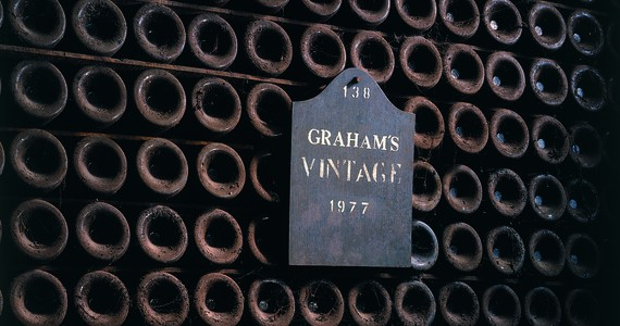 Port wine tasting - Credits Graham