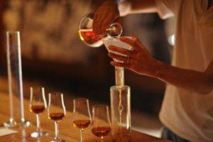 Cognac tasting tour