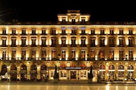 Grand Hotel de Bordeaux et Spa