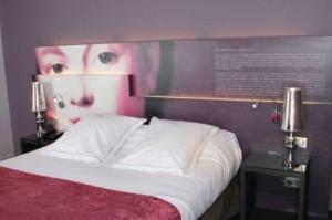 Hostellerie du Chapeau Rouge Dijon- Room