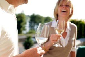 Group Wine Tasting- Credits Stevens Fremont