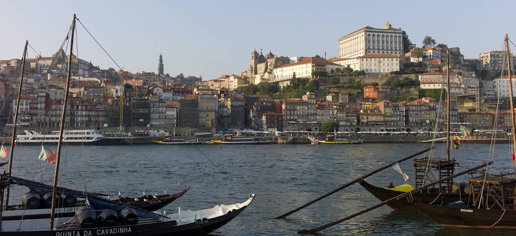 Porto area - credits Douro Wine Tourism
