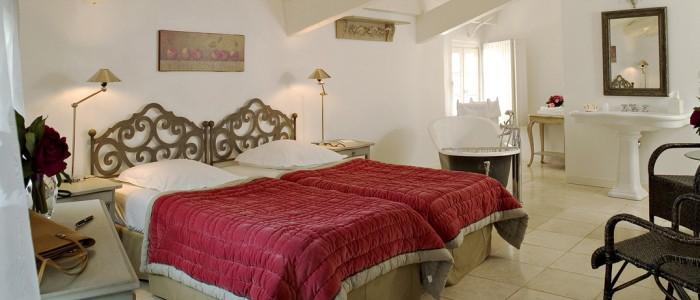 Chateau de Mazan Room