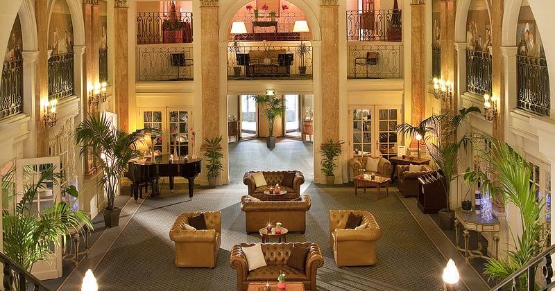 Credits Hotel Oceania l'Univers