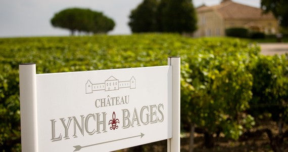 Bordeaux first growths credits Chateau Lynch-Bages