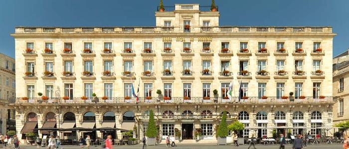 Luxury Bordeaux Wine Tour- Grand Hotel de Bordeaux et Spa