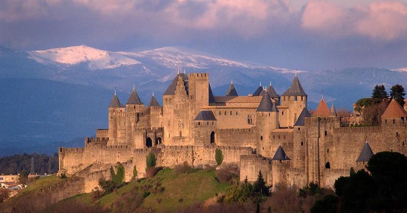 Hotel du Chateau Carcassonne copyright Paul Palau