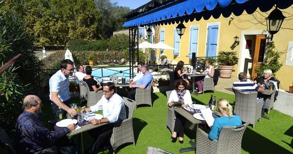Minervois Wine Tour - Credits Chateau de Cabezac Restaurant