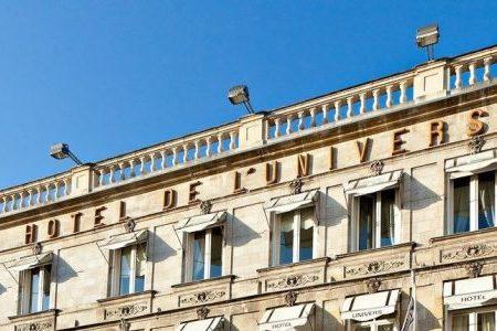 Hotel de l'Univers Arras