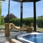 luxury spa break in Champagne