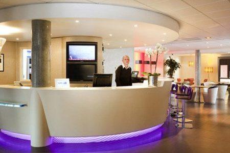 RECEPTION Suite Novotel Reims Centre
