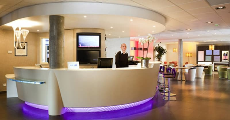 Suite Novotel Reims Centre RECEPTION - Credits Suite Novotel