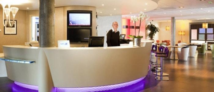 Suite novotel reims centre grape escapes for Boutique hotel reims