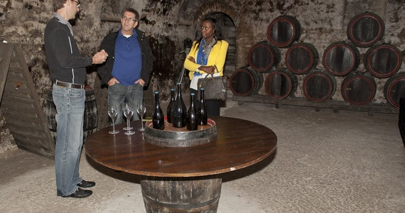 France wine tour- Credits Penet Chardonnet