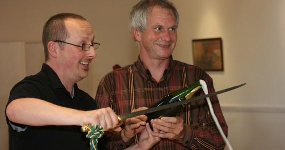 Champagne tasting weekend - Credits Damo Sabrage