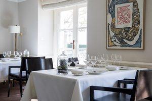 Salle de restaurant - Anne-Emmanuelle Thion