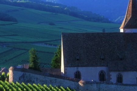 Alsace Wine tour Church Hunawihr