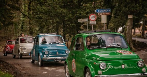 Chianti wine tour - Credits 500 Touring Club