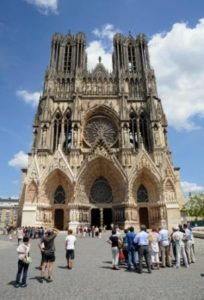 Reims Cathedral © Christophe Manquillet