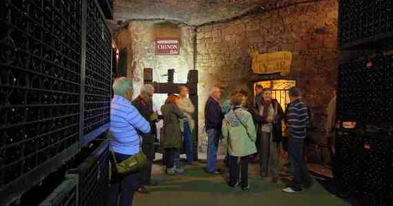 Saumur Wine Tour - Credits Couly Dutheil Cellars